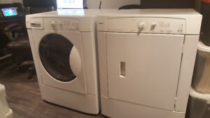 Kenmore Washer & Dryer.