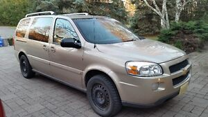 2005 Chevrolet Uplander LT Minivan, Van, Loaded