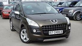 2010 PEUGEOT 3008 EXCLUSIVE HDI THIS IS A VERY WELL PRESENTED ECECUTIVE MODE