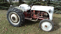 Ford 8N Tractor – For Sale
