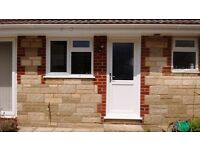 PVC windows and doors supplied and fitted