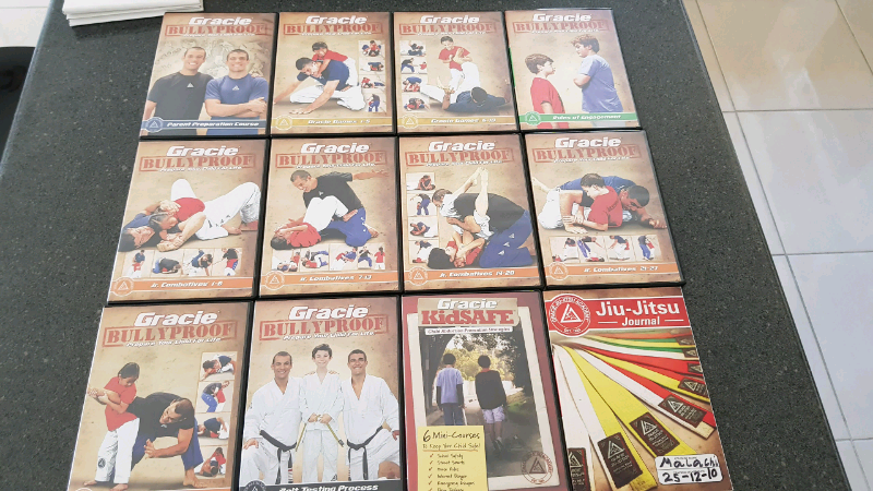 gracie bullyproof dvd download