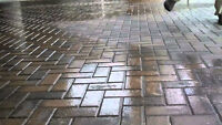Concrete Sealing & Cleaning