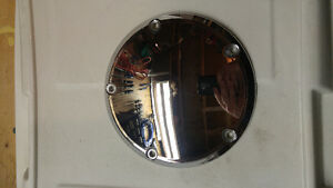 STOCK 2008 Softail Custom PRIMARY COVER With Gasket