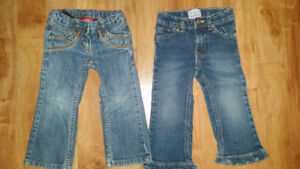 Jeans 3 ans fille mexx et children  place