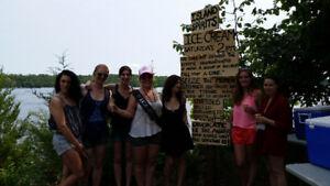 Bachelor/Bachelorette Parties on Rice Lake Island!