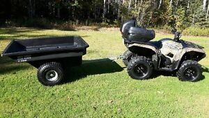 2008 Yamaha Grizzly EFI with power steering
