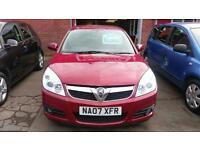 VAUXHALL VECTRA 1.8 EXCLUSIV MET RED 2 PRIVATE OWNERS ONLY £15 WEEK P/LOAN 07