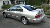 1997 Honda Accord EX-R Coupe (2 door)