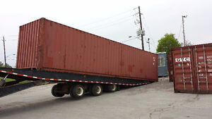 Good Quality sea Shipping and Storage containers available on sa Cambridge Kitchener Area image 3
