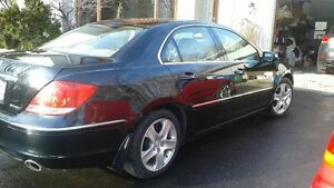 2008 Acura RL, TECH, AWD, GPS, CAM RECUL, TOÎT, FULL LOAD