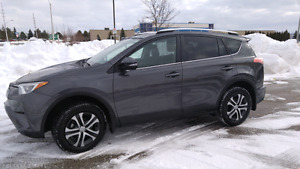 2016 Toyota Rav 4 LE -3 year lease takeover