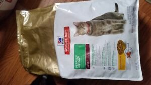 HILL SERVICE ADULT CAT FOOD GREAT DEAL $30 15LBS