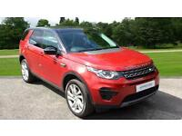2017 Land Rover Discovery Sport 2.0 TD4 180 SE 5dr Automatic Diesel Estate