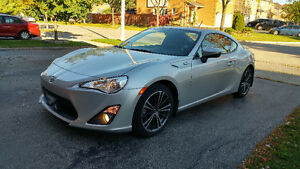2014 Scion FR-S Coupe (Rear Spoiler & Fog Lights)