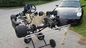 2013 CRG Road Rebel Go Kart
