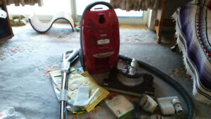 KENMORE VACUUM PARTS AND BODY OF MACHINE FOR SALE