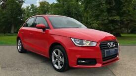 image for Audi A1 1.0 TFSI Sport 5dr Manual  Blu Hatchback Petrol Manual