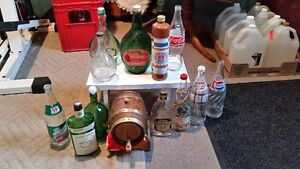 Vintage Bottle Collection for Bar Kitchener / Waterloo Kitchener Area image 1