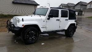 2011 Jeep Wrangler SAHARA Unlimited *Quick Sale*