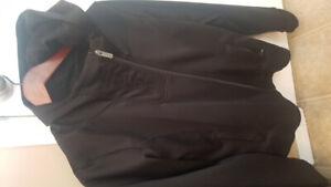 Black Burton hoodie