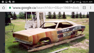 Looking for drag car/ funnycar body Dodge Charger 1960s 1970s
