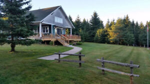 Weekly rental-Stunning waterfront cottage in Oyster Bed