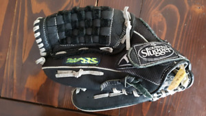 Baseball hardball glove for left handed players