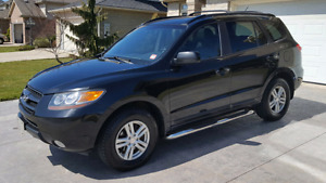 2007 Hyundai Santa Fe, 3.3L, 5Pass, Winter Tires incd, SUV, 232K