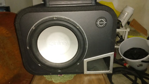 Subwoofer Infinity 12'' in Basswork ported box