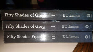 shades part 1 and 3 paperback mint