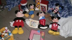 Mickey Mouse Collectibles Cambridge Kitchener Area image 1