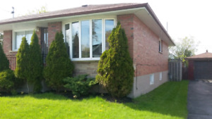 Ritson and Bloor Clean Modern 3 bedroom upper unit in Bungalow