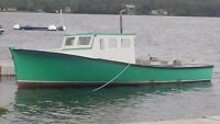 Northumberland Lobster Boat for sale or trade