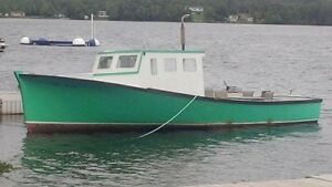 NEW PRICE!!! Northumberland Lobster Boat for sale or trade