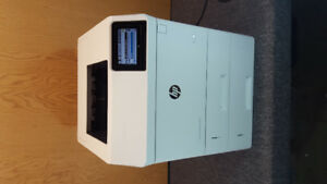 HP LaserJet Enterprise M605 Printer with Extra Paper Tray
