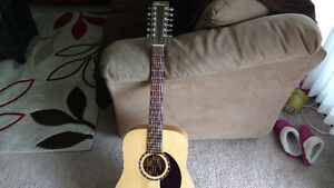 12 String Norman Guitar - Pristine Condition!!