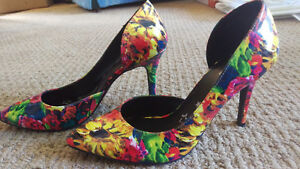 Fancy Shoes Galore! All size ladies 8.5-10 – Price Reduced!!