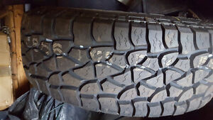 Two new  Mackey Thomson  tires for sale
