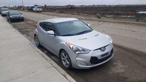 2012 Hyundai Veloster with low kilometres