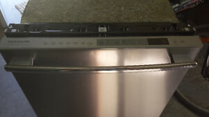 Fridgidaire professional tall tub stainless inside and out