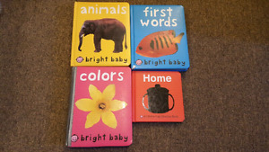 Hard Cover Baby First Books