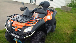 **$42 PER WEEK** 800cc V-Twin, 2-UP ATV with POWER STEERING!!