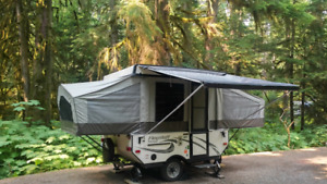 2017 10ft tent trailer asking $7999.99