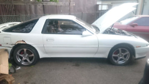 1990 TOYOTA SUPRA Part out