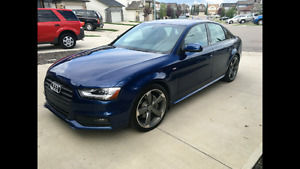 2014 Audi A4 Technik AWD fully loaded