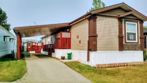 AWESOME Mobile Home in Watergrove in Calgary!