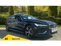 2019 Volvo V60 2.0 D3 Inscription Pro 5dr wit Manual Diesel Estate