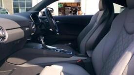 2014 Audi TT 2.0T FSI Quattro S Line 2dr S Automatic Petrol Coupe