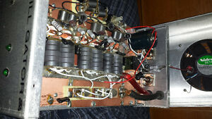 Cb ham radio 10 meter 6 pill solid state Gator amp North Shore Greater Vancouver Area image 2